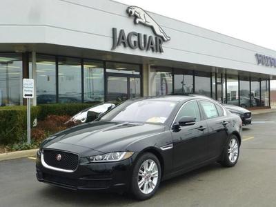 New 2017 Jaguar XE 25t Premium