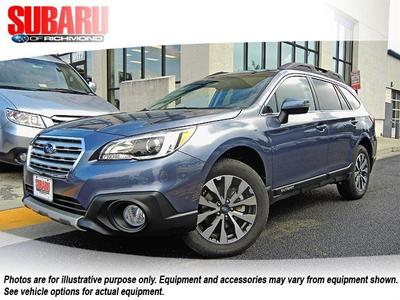 New 2016 Subaru Outback 2.5i Limited