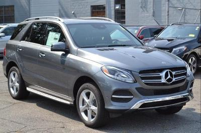 New 2018 Mercedes-Benz GLE 350 Base 4MATIC