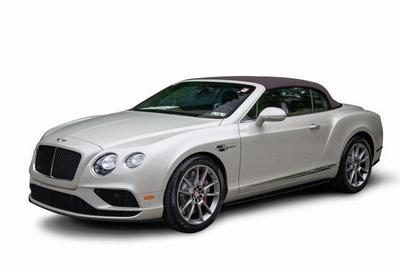 New 2017 Bentley Continental GT V8 S