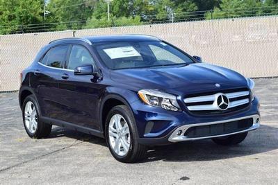 Used 2017 Mercedes-Benz GLA 250 Base 4MATIC