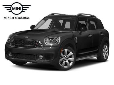 New 2018 MINI Countryman Cooper S