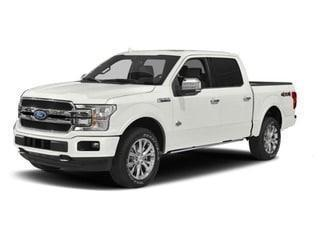 New 2018 Ford F-150 King Ranch