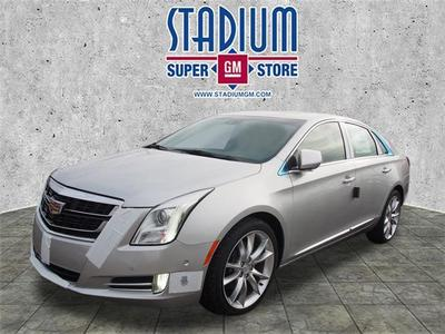 New 2016 Cadillac XTS Premium Collection