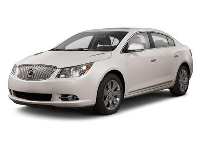 Used 2012 Buick LaCrosse Leather