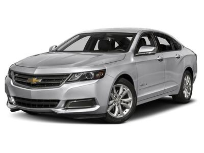 Used 2017 Chevrolet Impala 1LT