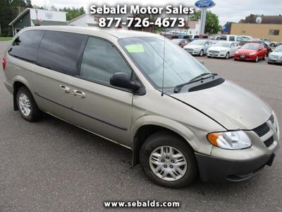 Used 2002 Dodge Grand Caravan Sport