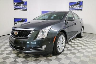 New 2017 Cadillac XTS Luxury Collection FWD