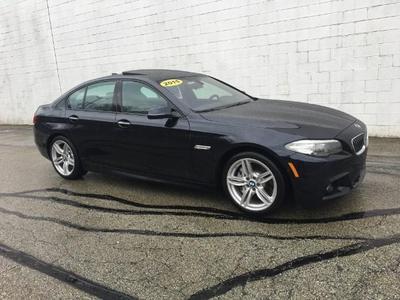 Used 2015 BMW 535 i xDrive