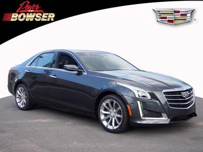 New 2016 Cadillac CTS 2.0L Turbo Premium