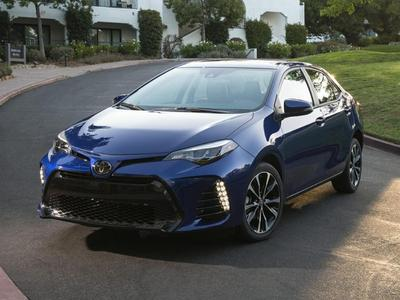 New 2017 Toyota Corolla SE Special Edition