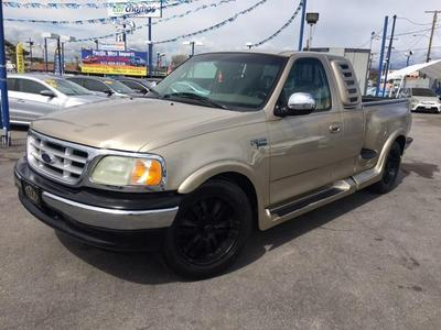 Used 2000 Ford F-150 XLT SuperCab Flareside