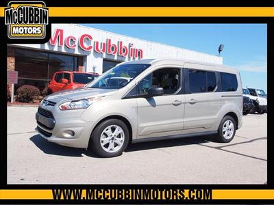 Used 2016 Ford Transit Connect XLT