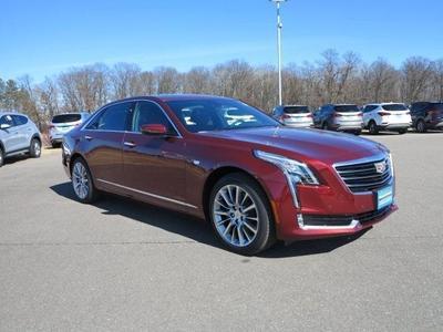New 2017 Cadillac CT6 3.0L Twin Turbo Premium Luxury