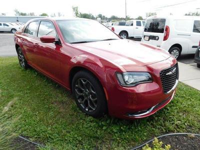 New 2016 Chrysler 300 S