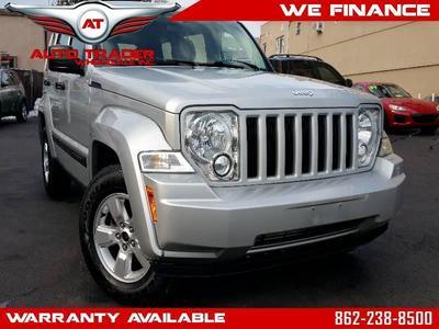 Used 2012 Jeep Liberty Sport
