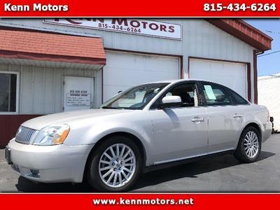Used 2007 Mercury Montego Premier