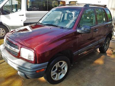 Used 2002 Chevrolet Tracker HARDTOP