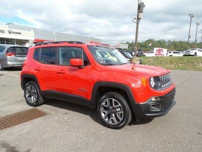 2017 Jeep Renegade Latitude