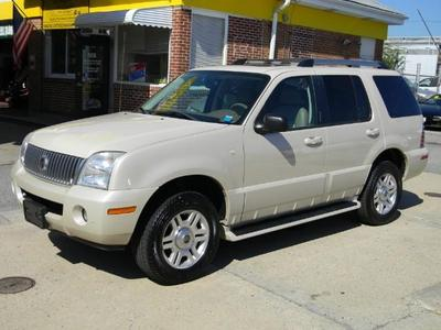 Used 2005 Mercury Mountaineer