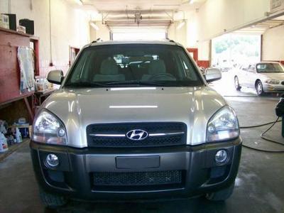 Used 2005 Hyundai Tucson LX