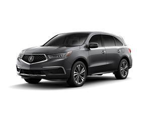 New 2017 Acura MDX 3.5L w/Technology Package