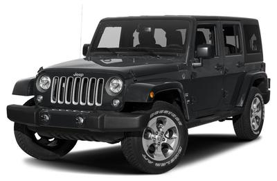 New 2017 Jeep Wrangler Unlimited Sahara