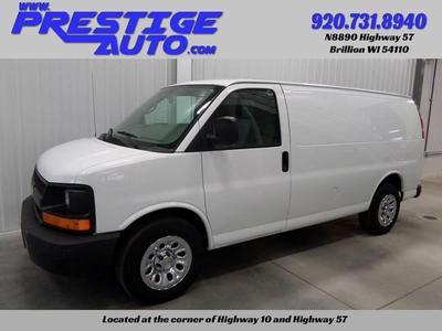 Used 2012 Chevrolet Express 1500 Work Van
