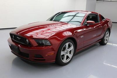 2014 Ford Mustang GT 2dr Fastback