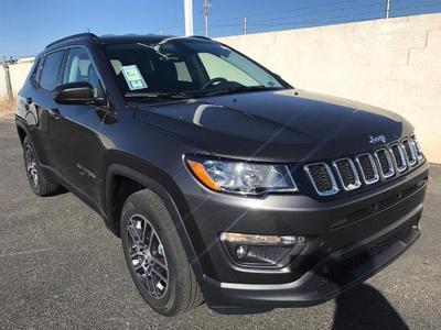 New 2017 Jeep Compass Latitude