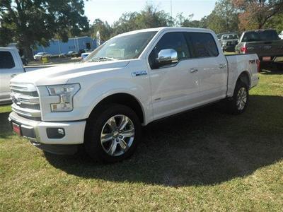 Used 2016 Ford F-150 Platinum