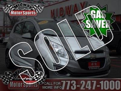 Used 2013 Chevrolet Spark LT