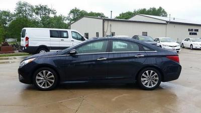 Used 2014 Hyundai Sonata Limited