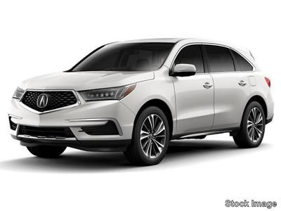 New 2017 Acura MDX 3.5L w/Technology & Entertainment Pkgs