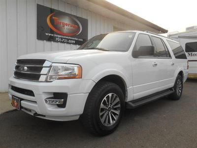 2016 Ford Expedition EL XLT