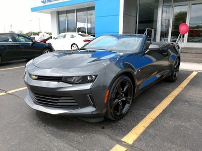 New 2016 Chevrolet Camaro 1LT