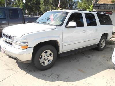 2005 Chevrolet Suburban 1500 LT
