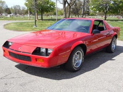 Used 1987 Chevrolet Camaro RS