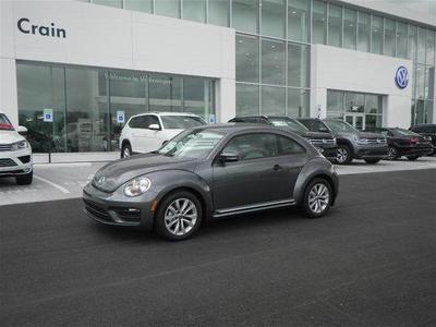 New 2017 Volkswagen Beetle 1.8T Classic