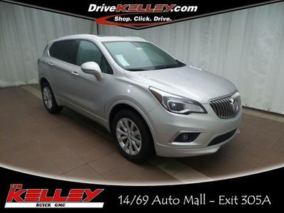 2017 Buick Envision FWD 1SL