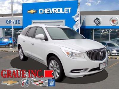 New 2017 Buick Enclave FWD