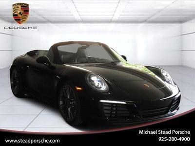 New 2017 Porsche 911 Carrera 4S