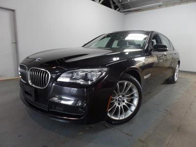 Used 2014 BMW 750 Li xDrive