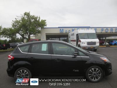 New 2017 Ford C-Max Energi Titanium
