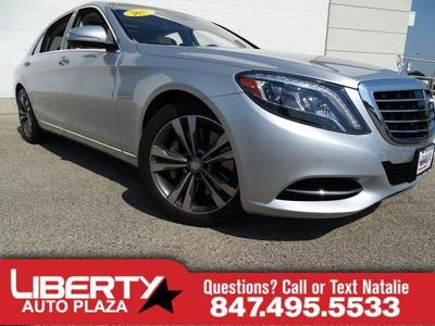 Used 2015 Mercedes-Benz S 550