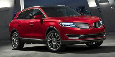 New 2017 Lincoln MKX Reserve