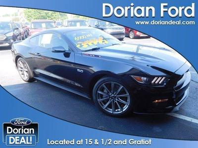 Used 2016 Ford Mustang GT