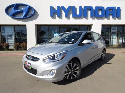 New 2017 Hyundai Accent Sport