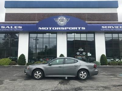Used 2007 Pontiac Grand Prix Base