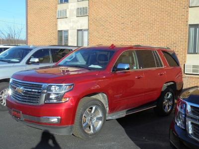 Used 2015 Chevrolet Tahoe LTZ